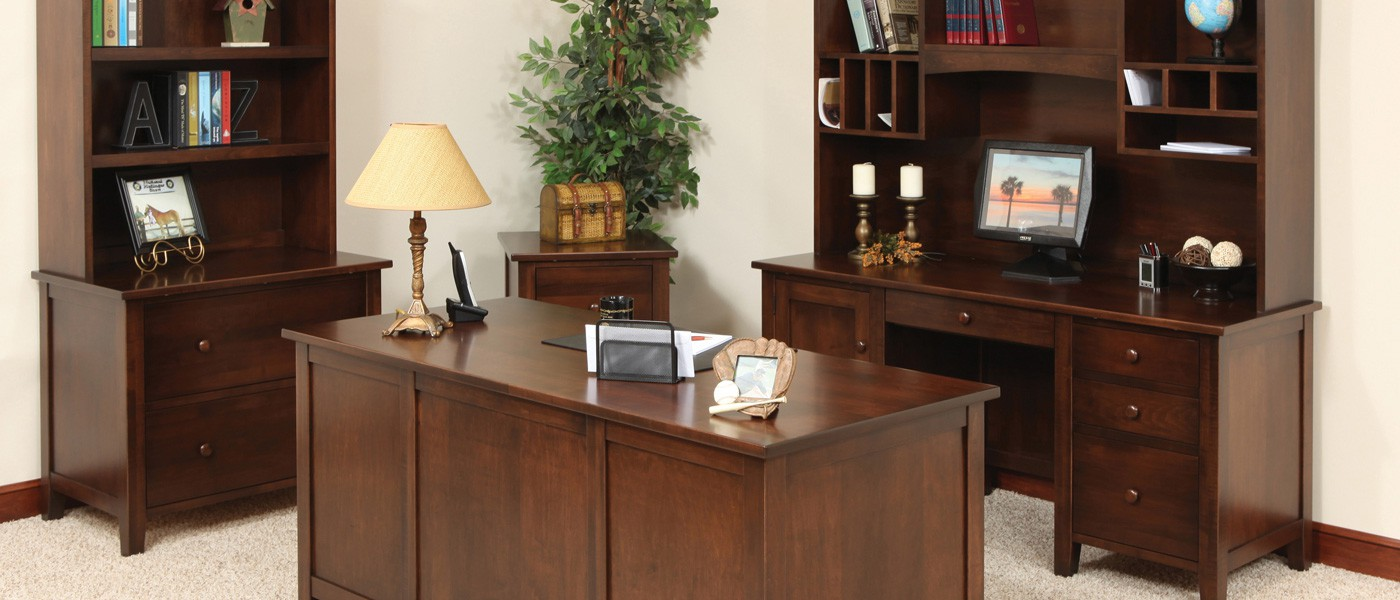 shaker_styled_office_collection