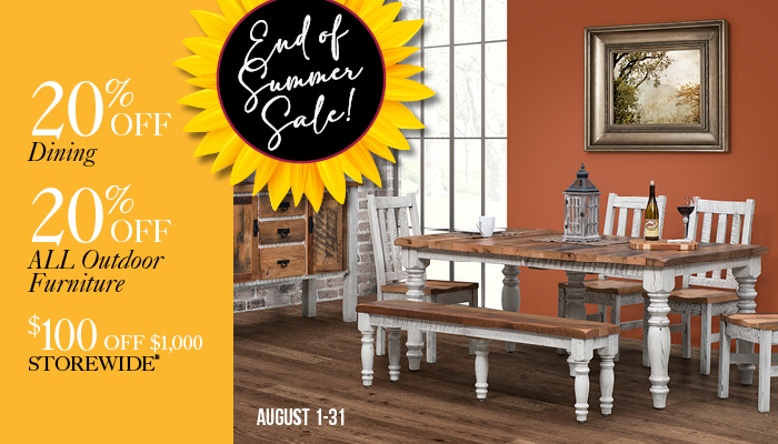 millers furniture end of summer savings event