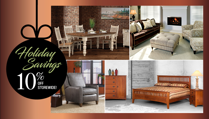 millers furniture holiday 2019 sale event