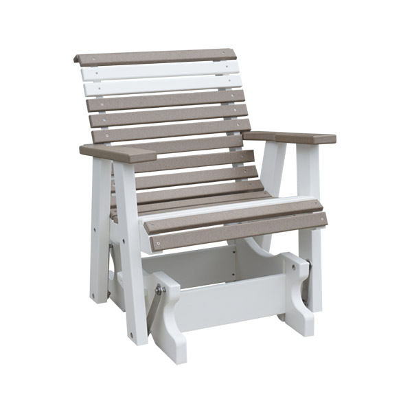 poly two foot rollback glider