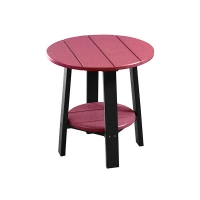 poly deluxe end table