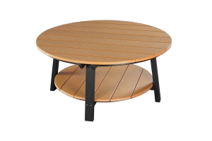 poly deluxe conversation table