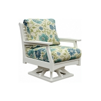 poly swivel rocker