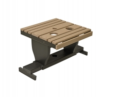 pol glider settee table