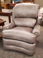 Smith Brothers Leather Recliner
