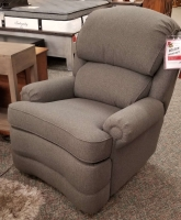 Smith Brothers Fabric Recliner