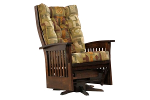 mission jumbo deluxe swivel glider