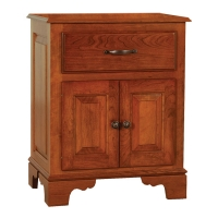 two-door nightstand
