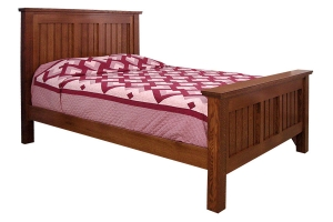 mission deluxe bed