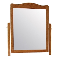 mission rectangular mirror