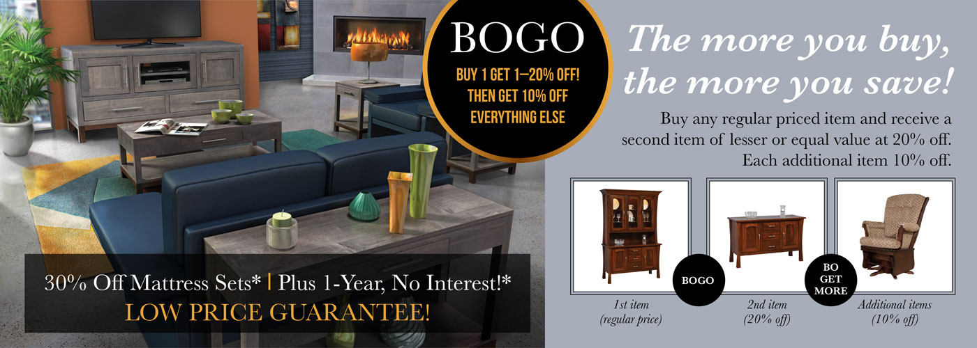 millers February bogo event