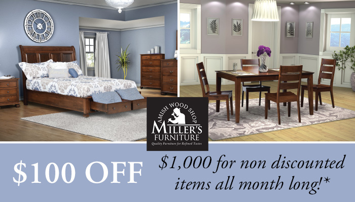 millers furniture labor day living room sales event