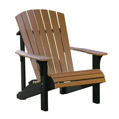 poly Adirondack chairs at millers furniture