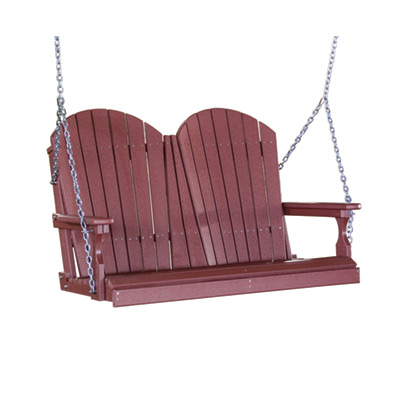 poly swings at millers furniture