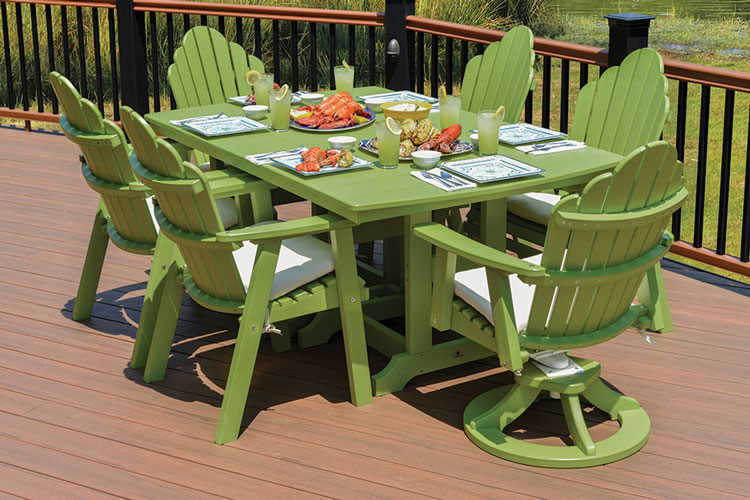 enjoy more time outdoors this spring and summer
