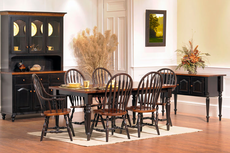 five things to love about hardwood furniture